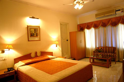 Luxury guest house in Bangalore